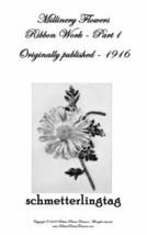 Millinery Book Make Flapper Era Hat Trims Make Flowers Dress Trim Hats 1... - $12.99