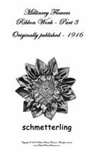 Millinery Book Make Titanic Era Hat Flowers Trim Hats 1916 Flapper Milli... - $12.99