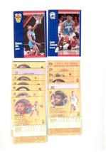 1991/92 Fleer Charlotte Hornets Basketball Set  - $1.99