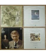 Record Album Qty 4 Buck Owens Sennfl Stoltzer Lawes Byrd Cherubini - $18.43