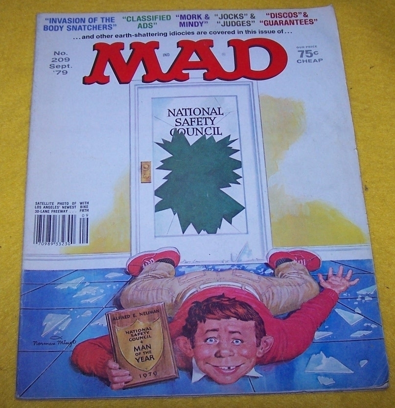 Books mad september1979