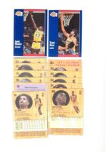 1991/92 Fleer Los Angeles Lakers Basketball Team Set  - $2.50