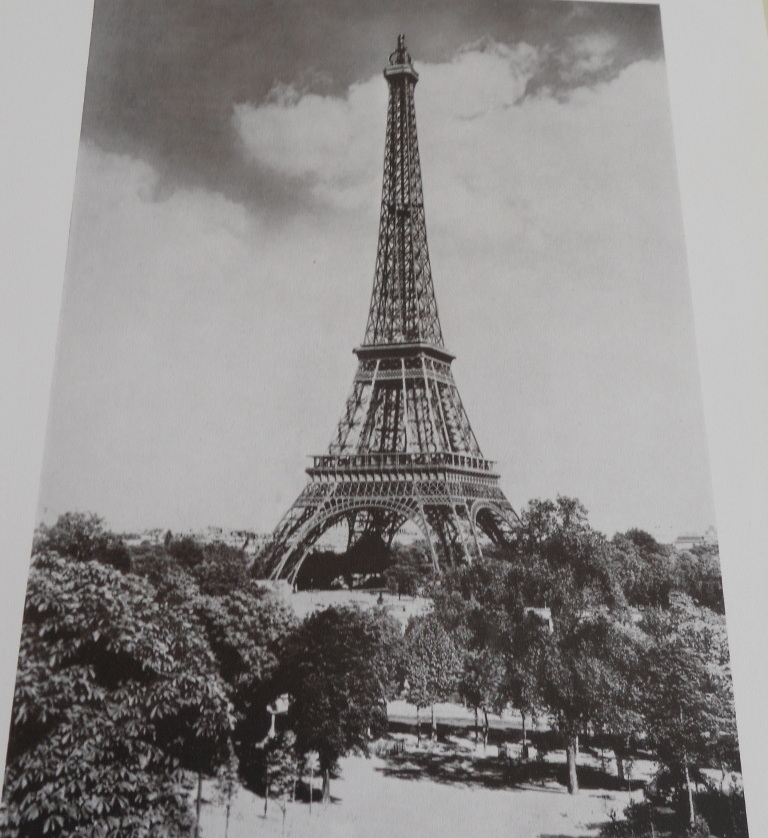 Vintage Prints Perry Pictures -Parisian scenes- set of 3