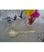 "1933 Pattern ""Inspiration "" -  Rogers XII  Round Spoon 6.5"" - $10.00"