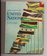 Arrow Book of the United Nations - $3.00