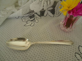 "1939 Pattern ""Allure "" - Wm. Rogers Mfg Co IS Serving Spoon - $20.00"