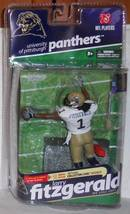 PITT PANTHERS #1 LARRY FITZGERALD MCFARLANE CHASE FIGURE #78 OF 3000 - $33.00
