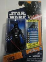 Star Wars Saga Legends SL06 Darth Vader Action Figure  - $14.03