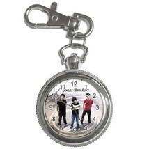 Jonas Brothers Key Chain Pocket Watch Gift model 12743542 - $13.99