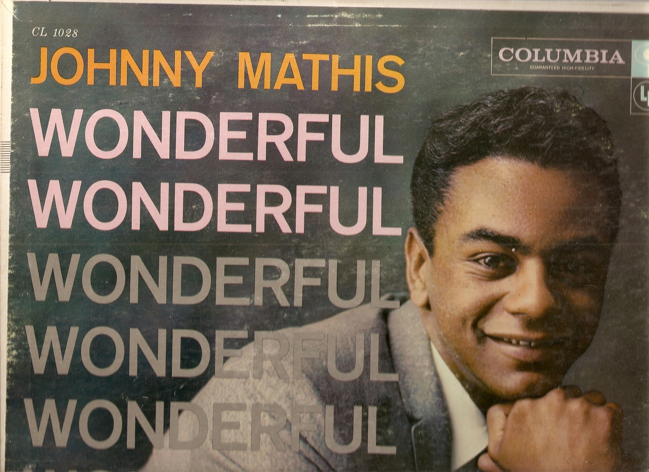 Primary image for LP--Johnny Mathis   Wonderful  Wonderful