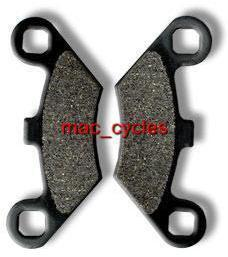 Polaris Disc Brake Pads ATP330 4X4 2004-2005 Rear (1 set)