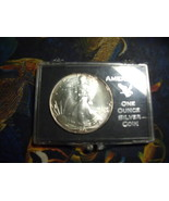 1993 Walking Liberty Uncirculated Silver Dollar Coin - $65.00