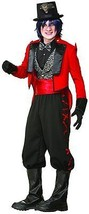 Forum Novelties Men's, Twisted Attraction Deluxe Ring Master Costume ONE... - $31.58