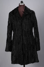 Luxury gift/ Black Persian Lamb/ Fur coat/Wedding,or anniversary present - $587.00