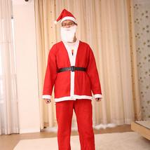 Christmas Costume Santa Claus Costumes Women's and Men's Wear Performanc... - $18.36