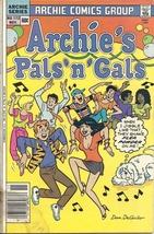 (CB-5) 1984 Archie Comic Book: Archie's Pals 'N' Gals #172 - $2.75