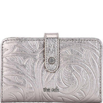 The Sak Pyrite Leaf Silverlake Leather Wallet - $24.74
