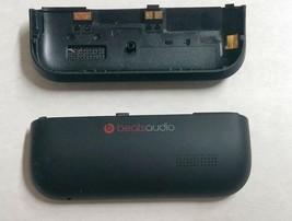 HTC ONE V T320e OEM Original Battery Door Back Cover Antenna Bottom - Black - $9.89
