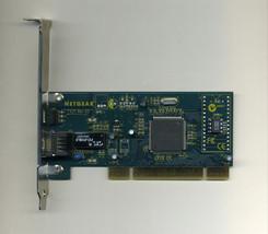 Netgear FA311 Rev-D2 PCI 10/100 Ethernet Card NIC - $5.99