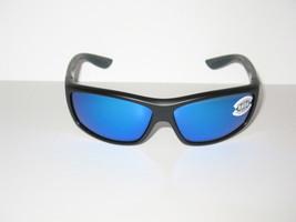 Costa Del Mar Saltbreak Sunglasses BK-11-OBMGLP Black 580G Blue Polarized  - $164.00