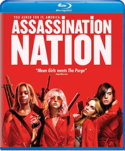 Assassination Nation [Blu-ray]  - $9.95