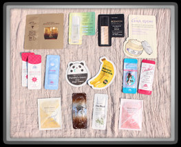 10-Piece Korean Skincare Samples Beauty Sample Pack - $20.00