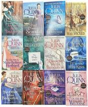 NEW Bridgerton 12 Book Set (4 prequel 8 series) Julia Quinn NEW FREE EXP... - $98.99