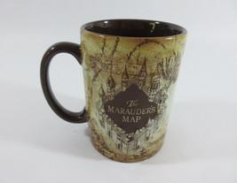 Universal Studios The Wizarding World Of Harry Potter Marauder's Map Mug - $24.70