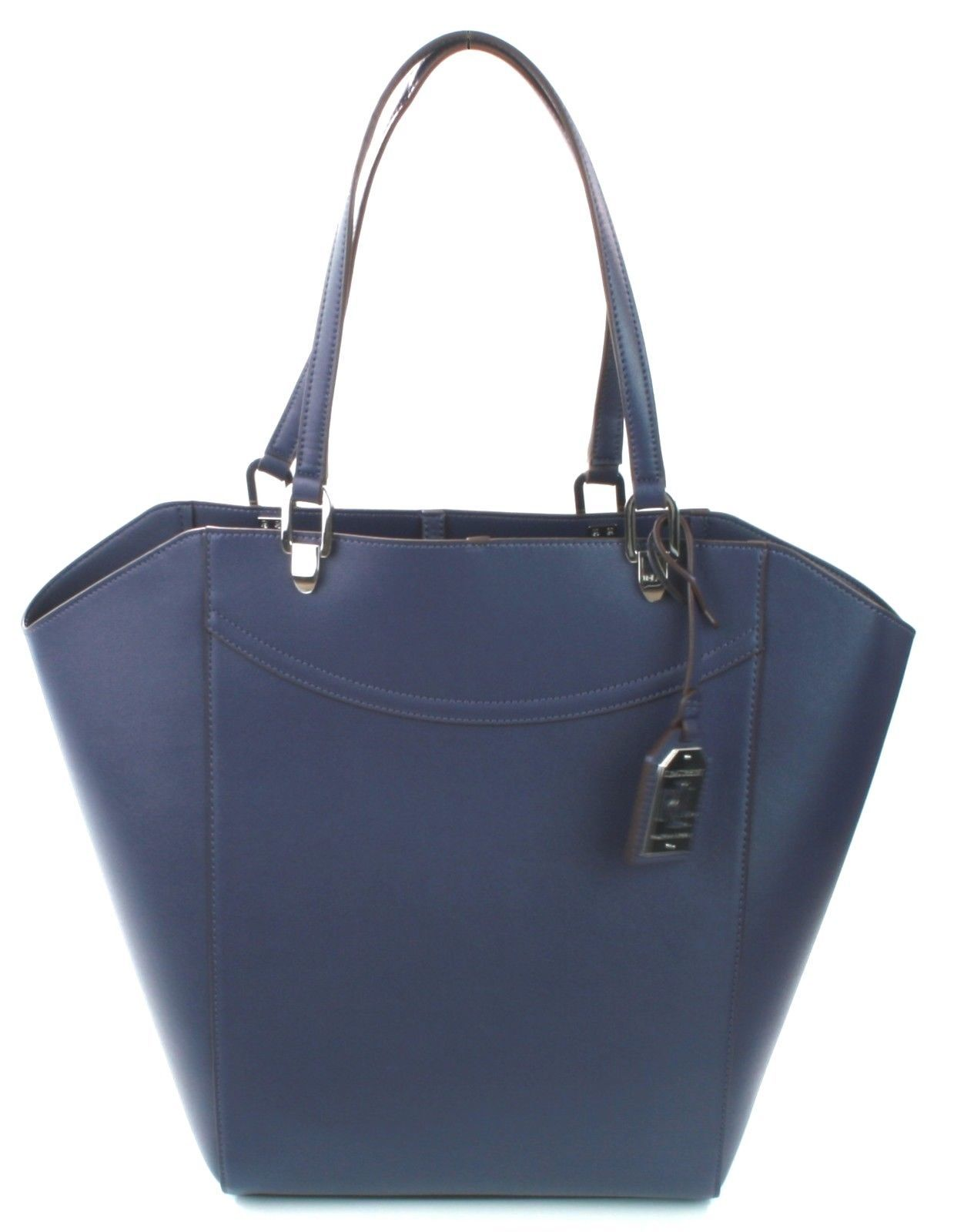 a01a2cd4bcd2 Ralph Lauren Lexington Faux Leather Tote and 44 similar items. S l1600