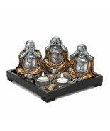 NO EVIL BUDDHA CANDLE GARDEN - $24.70