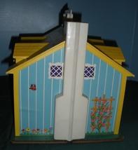 Vtg. Fisher Price Little People #952 Yellow House Comp.+ BONUS/ EXC++-NR MT  (P) image 5
