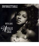 Unforgettable: With Love by Natalie Cole (CD, Jun-1991, Elektra (Label)) - $7.00