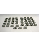 Lego Lot Technic Bricks Gray 43 1x2 - $4.94