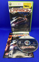 Need for Speed: Carbon (Microsoft Xbox 360, 2006) CIB Complete, Tested! - $16.58