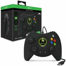 Hyperkin Duke Wired Controller Xbox One Windows 10 PC (black) OFFICIAL *... - $69.29