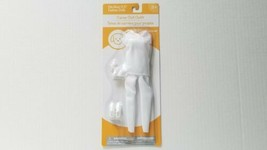 Veterinarian Career Doll Outfit Fits Most 11.5 Inch Dolls (Barbie Compatible)