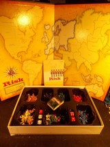 Risk The Game of Global Domination from Parker Brothers (2003) Complete ... - $8.59
