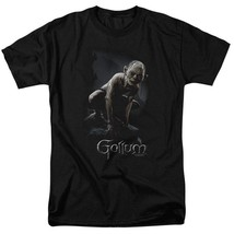 The Lord of the Rings Creature Gollum Smeagol graphic cotton t-shirt LOR3005 image 1