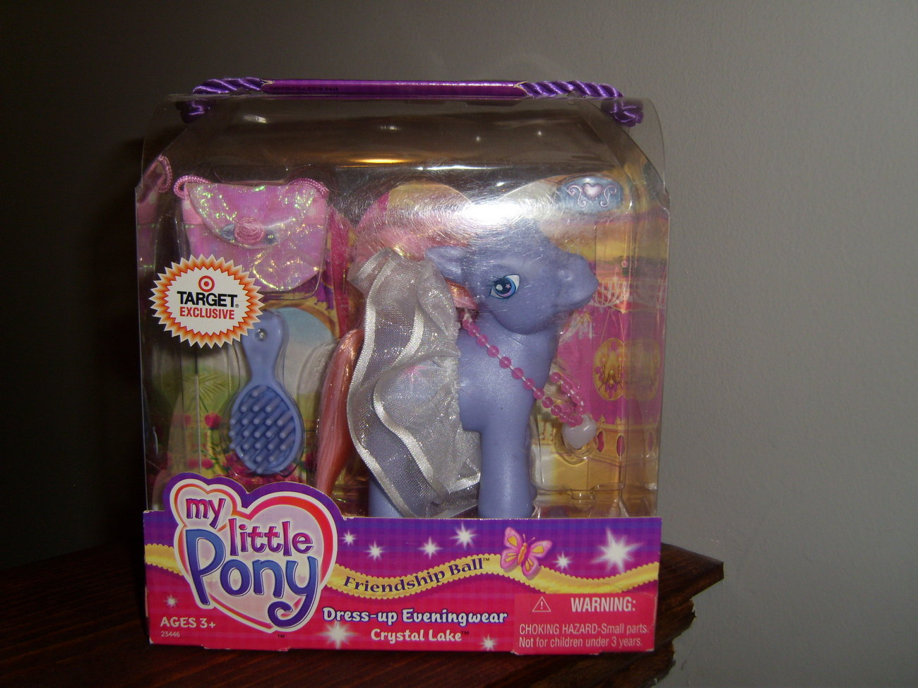 My Little Pony MIB Dress Up Evening Wear Crystal Lake