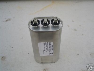 Primary image for AIR CONDITIONING COMPRESSOR DUAL CAPACITOR