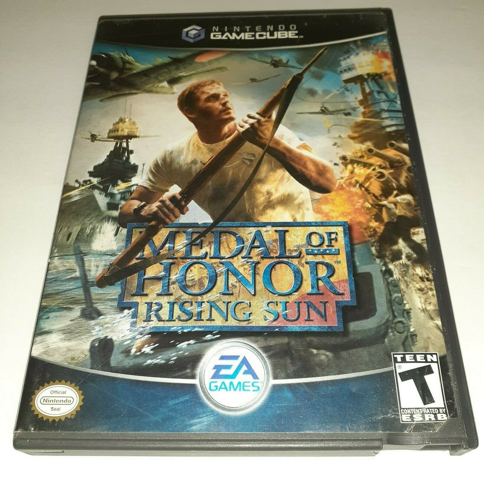 Primary image for Medal of Honor: Rising Sun (Nintendo GameCube, 2003)