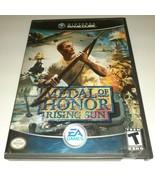 Medal of Honor: Rising Sun (Nintendo GameCube, 2003) - $6.93