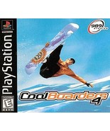 Cool Boarders 4 (Sony PlayStation, 1999) - $7.99