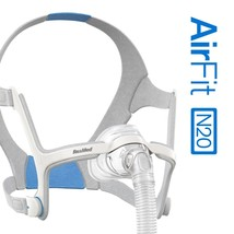 NEW AirFit™ N20 63502 LARGE Nasal CPAP Mask with Headgear - FREE SHIPPIN... - $69.99