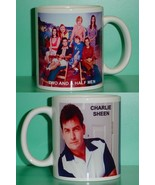 Two and a Half Men Charlie Sheen 2 Photo Collec... - $14.95