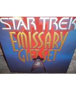 Star Trek Emissary Gift Set pc cd - $10.00