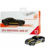Hot Wheels id - 2016 Mercedes AMG GT - $14.80