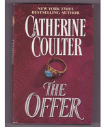 The Offer by Catherine Coulter Romance Hardcover Dust Jacket Best Seller - $20.00