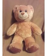 "BUILD A BEAR tan LIL VANILLA CUB TEDDY BEAR 16"" plush stuffed animal SOU... - $11.29"