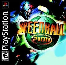 Speedball 2100 (Sony PlayStation, 2000) - $7.99